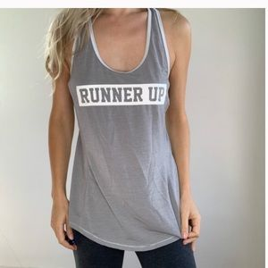 Lululemon Runner Up Tank